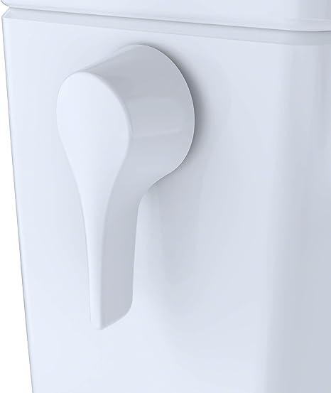 Polished Nickel Toto THU398-PN Drake Transitional Toilet Trip Lever