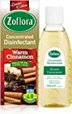 Zoflora Antibacterial Disinfectan 3in1 Action - Limited Edition - 120ml (Warm Cinnamon)