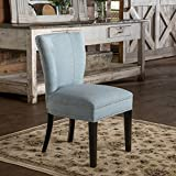 Cheap Christopher Knight Home 238416 Jackie Dining Chair, Ocean