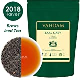 VAHDAM, Imperial Earl Grey Tea Leaves (200+ Cups) - 100% Natural Bergamot Oil blended with Garden Fresh Black Tea, Floral & Citrusy, 16-ounce Bag, Garden Fresh Earl Grey Tea Loose Leaf