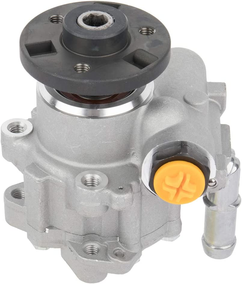 Power Steering Pump Fits for 2008-2013 BMW 135i 2013 BMW 135is 2007-2013 BMW 335i 2011-2013 BMW 335is 2007-2008 BMW 335xi 2013-2015 BMW X1 CCIYU 21-110 Power Steering Assist Pump