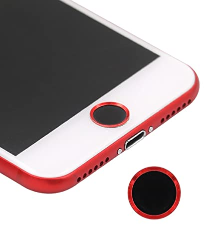 Amazon.com: iPhone8 Home Button Sticker Support Fingerprint ...