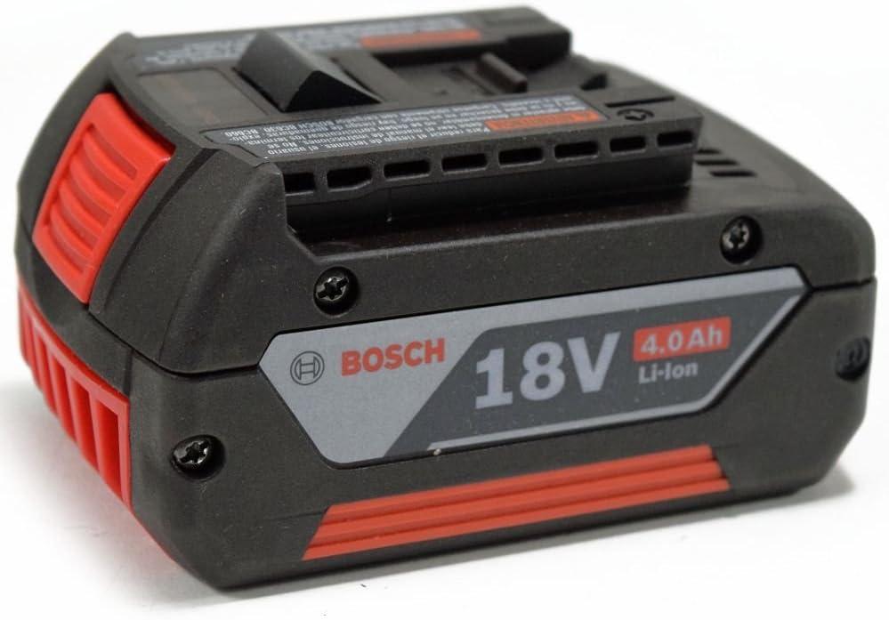 Bosch Genuine 18V 4 Amp Lithium Ion Battery # 2607336819