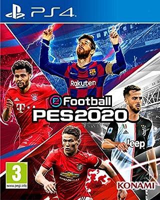 eFootball PES 2020 [Importación francesa]: Amazon.es: Electrónica