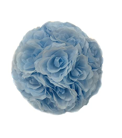 Wondrous Diy 25 Colors Rose Pomander Flower Kissing Ball Parts Interior Design Ideas Clesiryabchikinfo