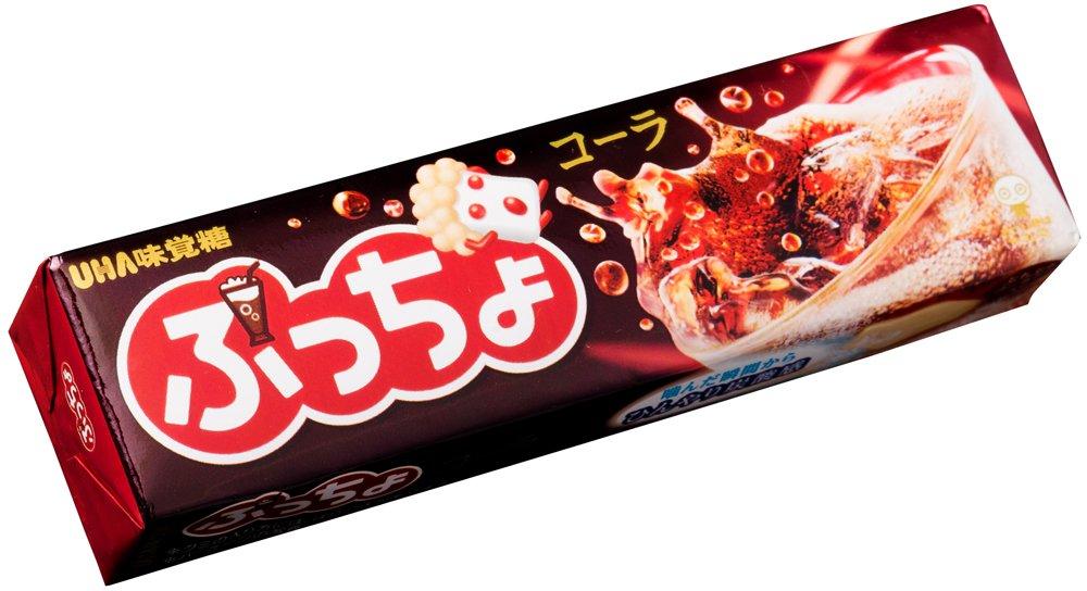 Amazoncom Mikakuto Puccho Soft Candy Cola Flavor 176 Ounce