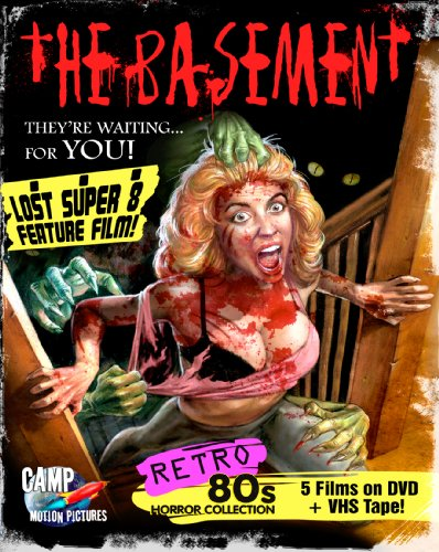 The Basement: Retro 80s Horror Collection by Camp Motion Pictures