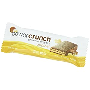 BNRG Power Crunch Peanut Butter Fudge 12-1.4 oz Cookies