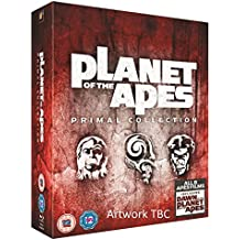 Planet Of The Apes : Primal Collection - Eight Films Box Set