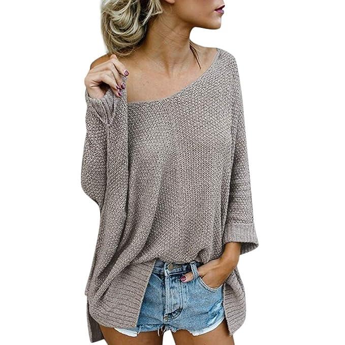 Damen Rollkragen Slim Langarmshirt Sweatshirt Bodycon Pulli Bluse Oberteile Tops