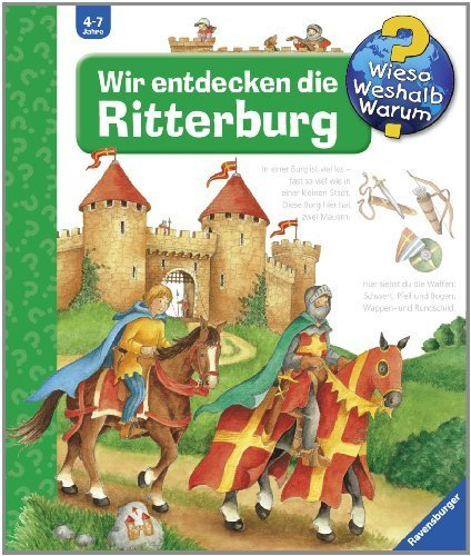 Wieso  Weshalb  Warum  11  Wir Entdecken Die Ritterburg Von Trapp. Kyrima  2000  Gebundene Ausgabe