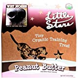 Wet Noses Little Stars Peanut Butter Organic Dog Training Treats, My Pet Supplies