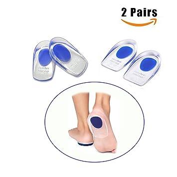 Pugel Orthopedic Orthotic Arch Support Insole Flatfoot Correction Shoe Inserts