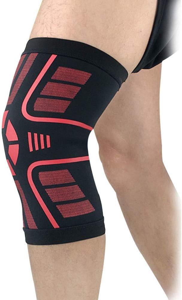 ZXLIFE@@ Rodilla Apoyo de la Ayuda, la Rodilla de compresión Mangas para la Artritis, Dolor de Las articulaciones, la lesión del ligamento, menisco lagrimal, Correr, Deportes (Individual): Amazon.es: Deportes y aire libre