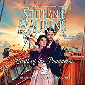 Lord of the Privateers Audiobook
