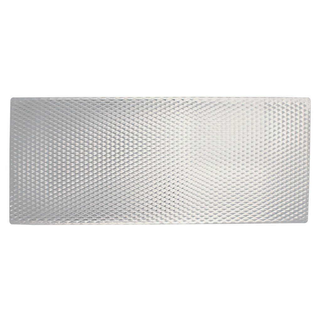 Range Kleen SM820SWR Silverwave Counter Mat 8.5 Inches by 20 Inches