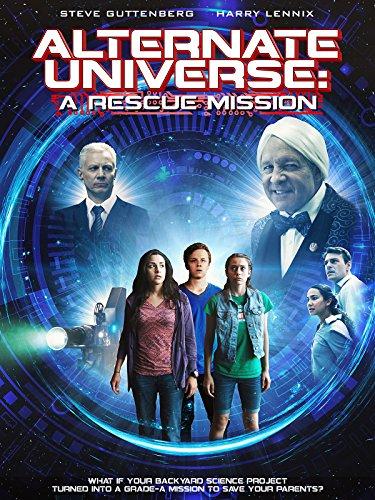 Alternate Universe: A Rescue - Macys Mission