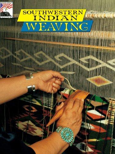 Southwestern Indian Weaving by Mark Bahti - Shopping Kc Legends