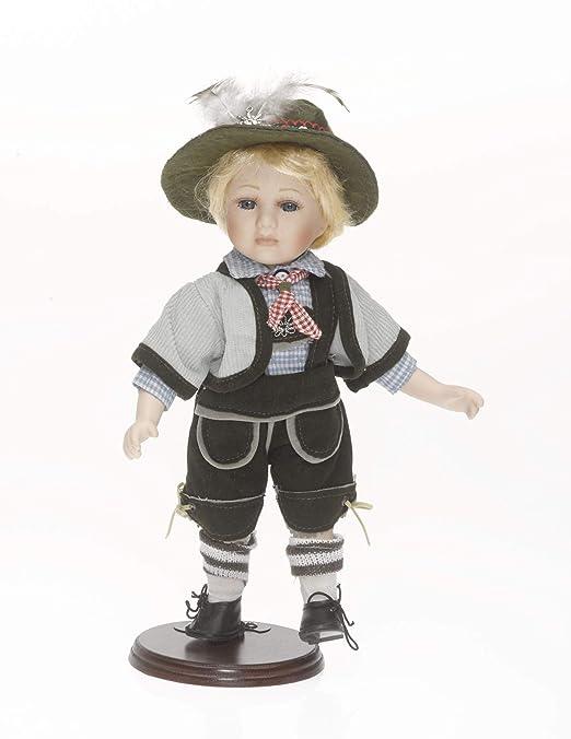 Coleccionistas muñeca, muñecas de porcelana, Tracht muñeca muñeca ...