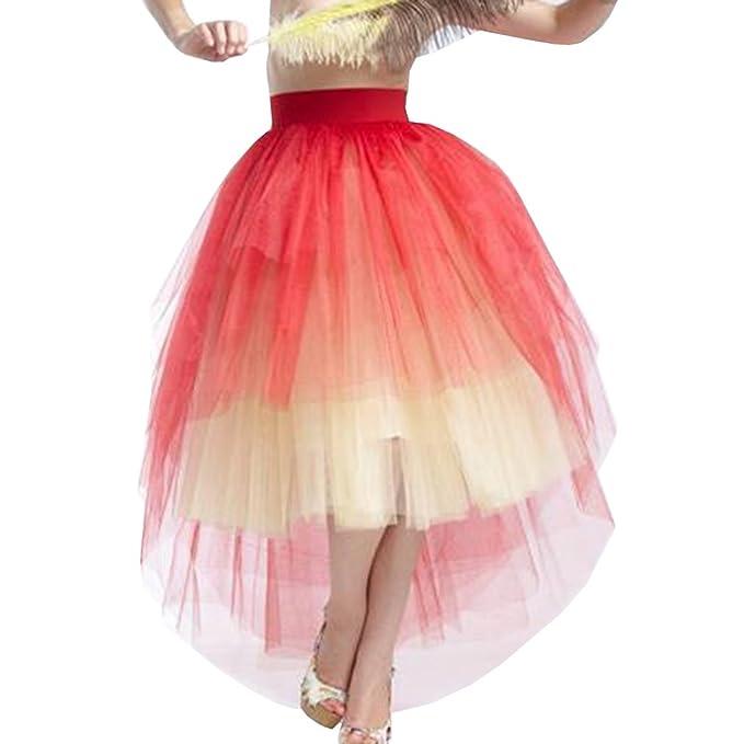 Ropa Mujer Y Rollo es Noche Beige Accesorios Red Amazon Baja Alta Disfraz Falda Boda De Lady Tutú 56 Tul 5IwTnxaqp