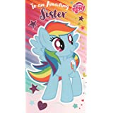 "My Little Pony MP017 ""obtenir le prêt à inscription On Your Special Day Carte de voeux"