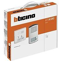 Kit audio avec platine en saillie - CK2 - Bticino