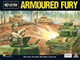 Armoured Fury Tank War Starter Set Miniatures