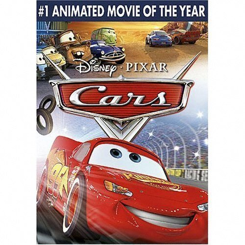 Cars (Full Screen) (2006) - Racing -