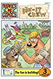 Phonics Comics: The Fix-It Crew (Phonics Comics: Level 1)