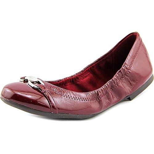 Ralph Lauren Mujeres Betsy Zapatilla de Ballet, Dark Berry, Talla 6: Amazon.es: Zapatos y complementos