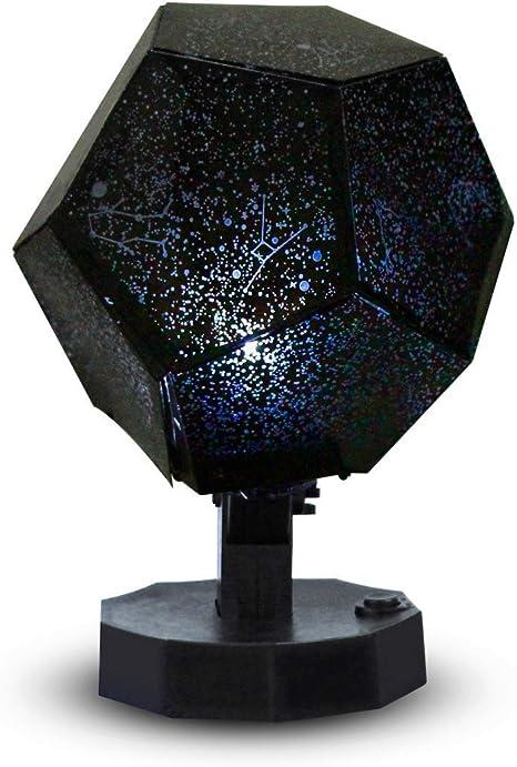 Amazon.com: Sunnec - Proyector de luz nocturna con estrella ...