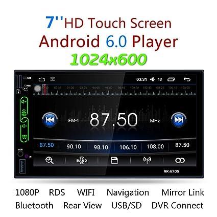 Amazon.com: Z-SGYX - Reproductor de radio estéreo para coche ...