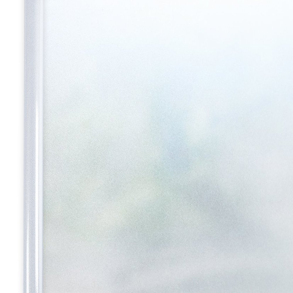 Frosted Window Film Homein Privacy Film Glass Films Self Adhesive Static Cling Anti-UV Window Sticker for Bathroom & Bedroom & Office & Meeting Room,17.5 in.by 78.7In. (44.5 x 200cm) HOMEIN CO. LTD