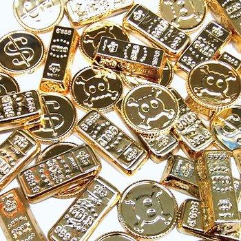Salvation for gold bullion Gold Rush 800g input (japan import)]()