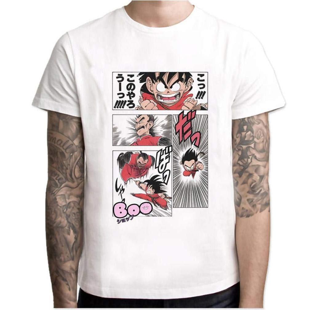 Dragon Ball Super Saiyan Dragonball Z Dbz Son Goku 26 S T Shirt Printing Short Sleeve Tee