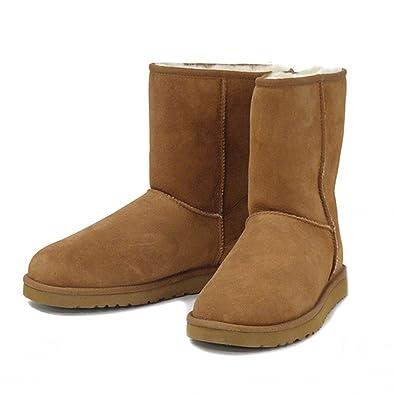 e27df8d1285 Amazon | [アグ] レディース ウィメンズ ブーツ CLASSIC SHORT ...
