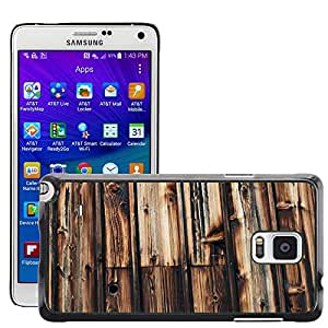Hot Style Cell Phone PC Hard Case Cover // M00150476 Wood Wooden Wall Wall Background // Samsung Galaxy Note 4 IV