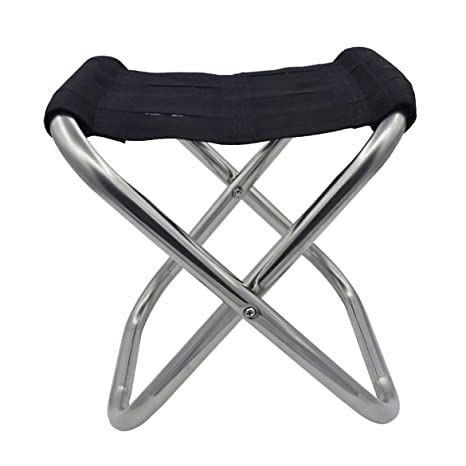 Terrific Amazon Com Mlx Fold Up Stool Bold Thick Stainless Steel Uwap Interior Chair Design Uwaporg