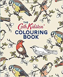 the cath kidston colouring book colouring books amazoncouk cath kidston books - Colouring Books