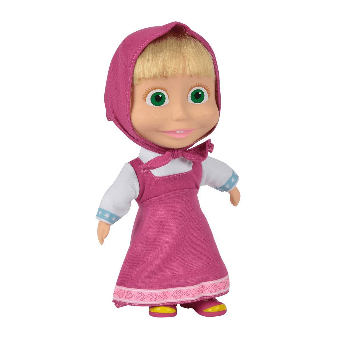 Simba Toys 109306372 muñeca - Muñecas, Femenino, Chica, 3 año(s), Masha, 12 año(s)
