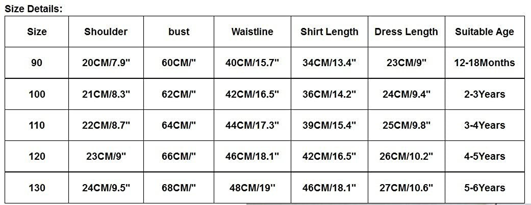 Baby Girls Dress Mchoice Girls Vest Pleated Dress Two Pieces Set Clothes Children Skirt Suit