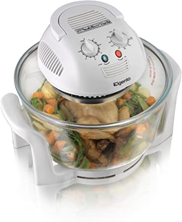 Elgento Halogen Oven - Simple to Operate