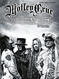 img - for Motley Crue Greatest Hits: Authentic Guitar TAB (Guitar Tab Editions) book / textbook / text book