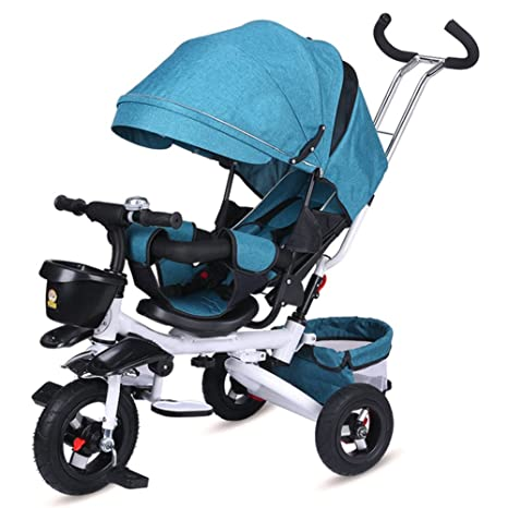 Lvbeis Triciclo Pieghevole Rimovibile Baby Bike Baldacchino Per Bicicletta 1 -5 Anni 1a31e2fd3fe