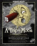 A Trip To The Moon & The Extraordinary Voyage Deluxe Combo Blu-Ray DVD Edition by Flicker Alley
