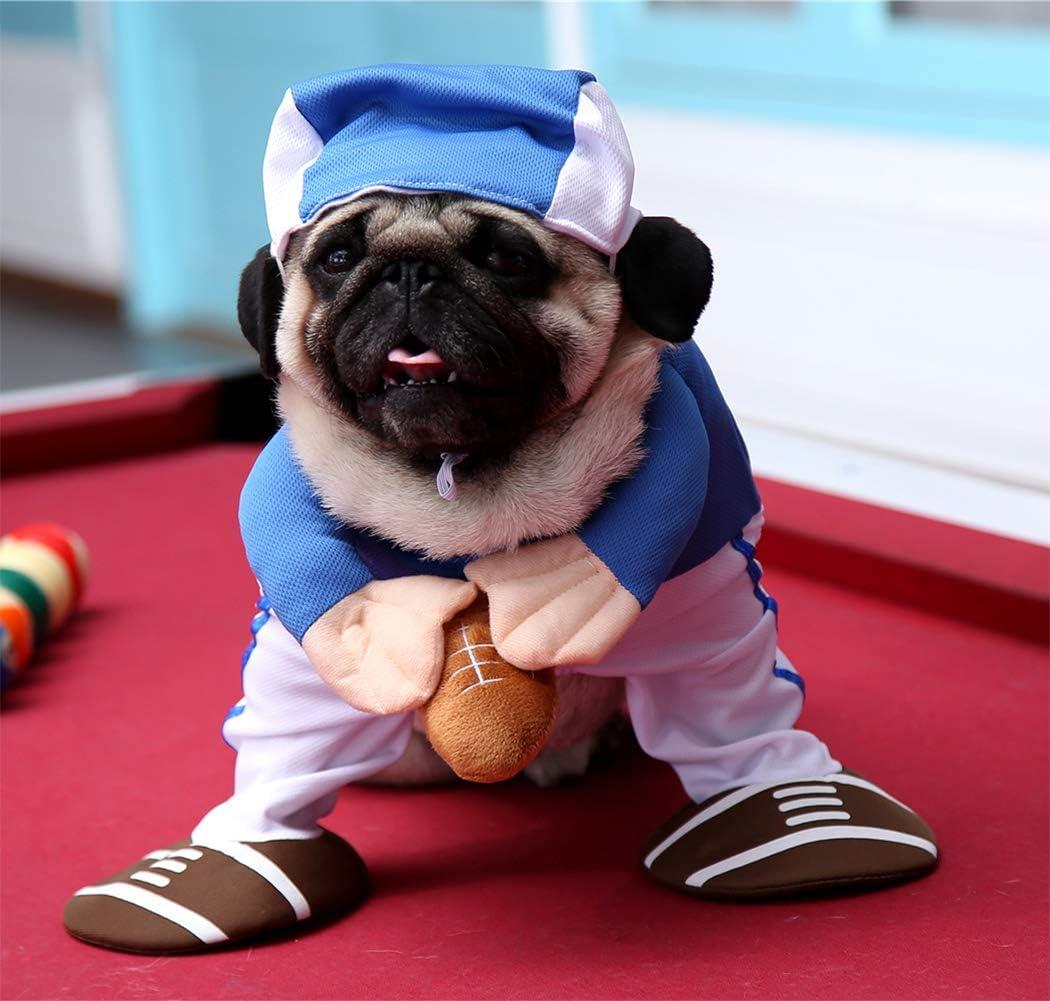 Hillento Traje de Mascota, Gracioso Lindo Perro Mascota Traje de ...