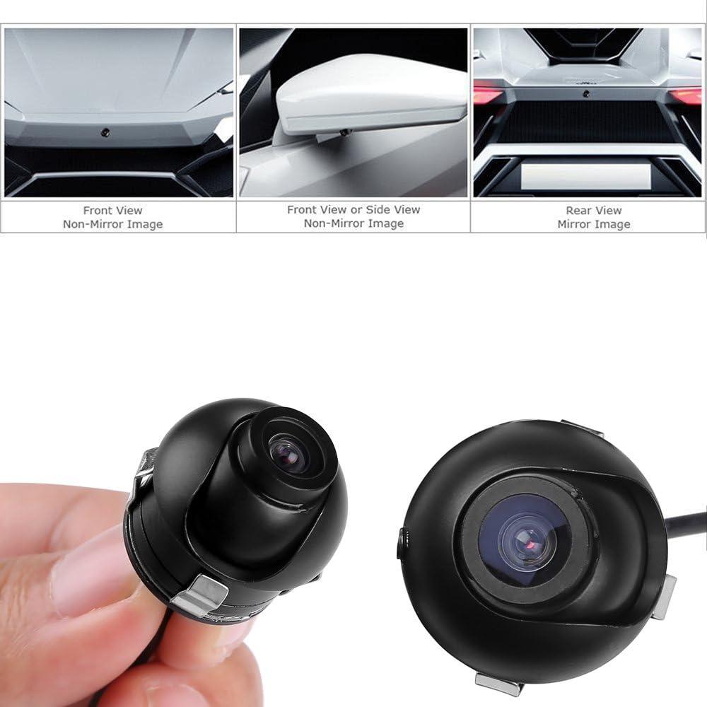Mbuynow Auto Rückfahrkamera Kabel 360 Drehbar Kfz Elektronik