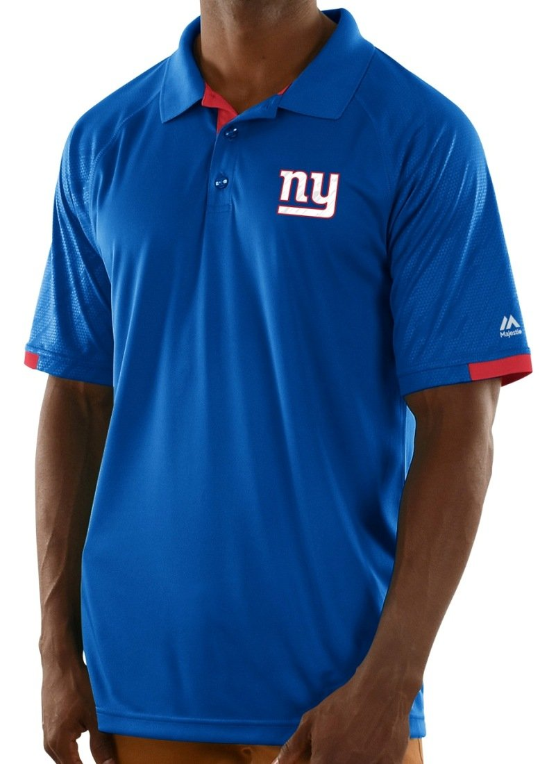 新しいYork Giants Majestic NFL「Clubレベル