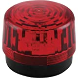 Velleman 640920LED Flash, 12VDC, rouge
