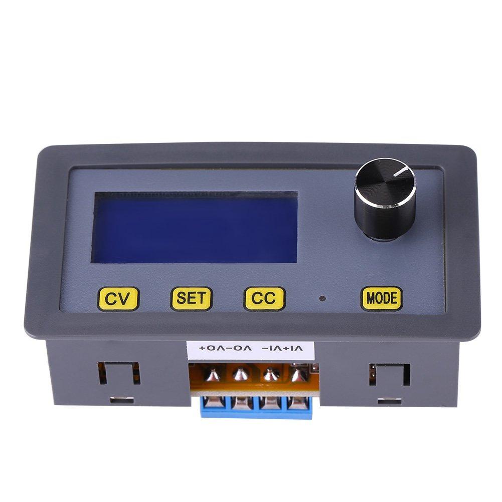 DC-DC 5A Adjustable CC/CV LCD Display Step-Down Power Supply Module 6V-32V to 0-32V Walfront